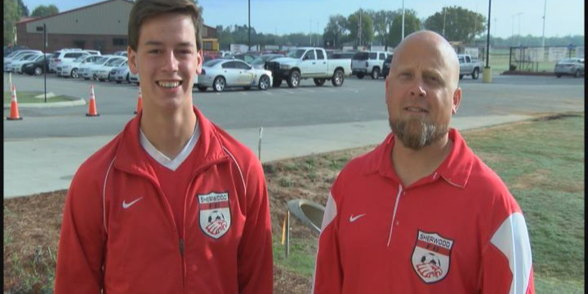 """WALB STUDENT-ATHLETE OF THE WEEK (3/26/15): SCA's Evans is the """"real deal"""""""