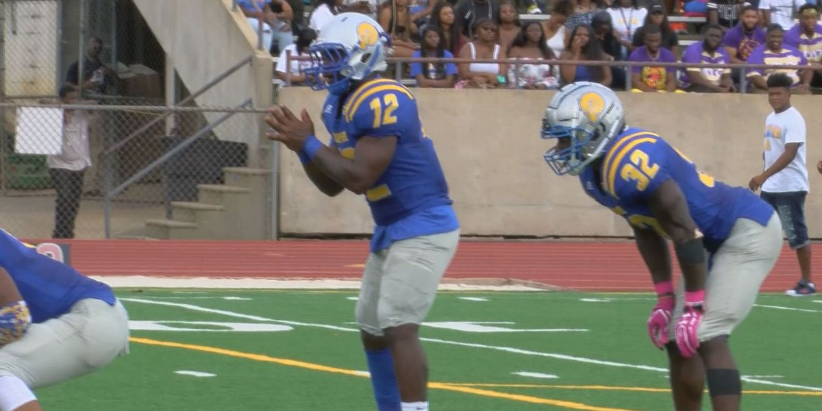 ASU takes care of business at homecoming and rolls to 4-0 in SIAC