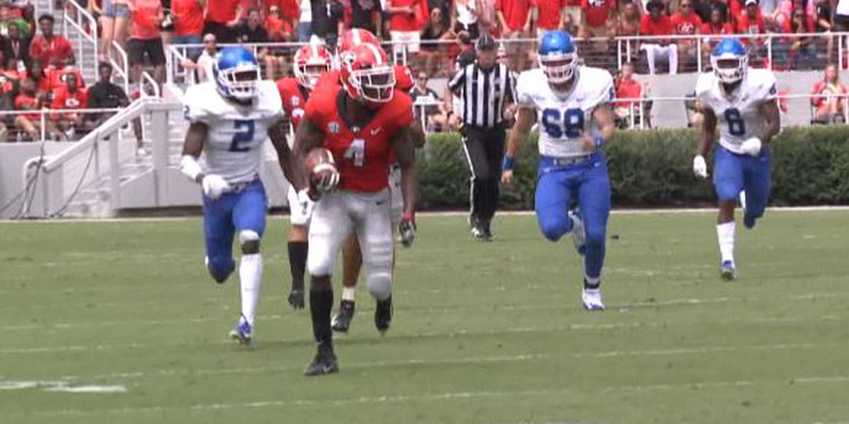 UGA announces limited capacity at Sanford Stadium, modified ticket allocation process for upcoming season