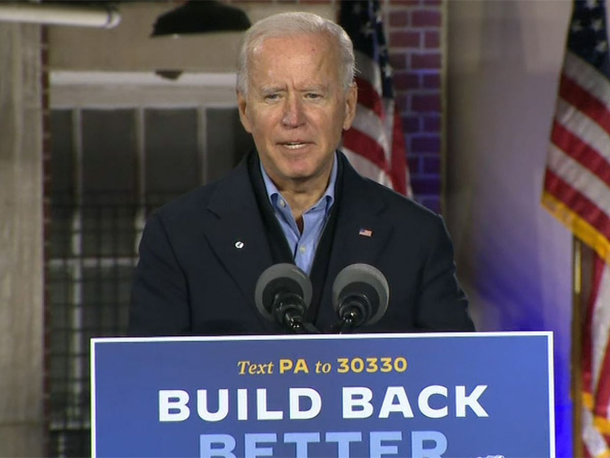 After pandemic delay, Biden launching in-person canvassing