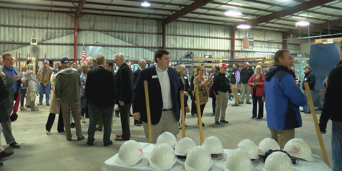 Southern Wholesale Glass to expand, add jobs in Americus
