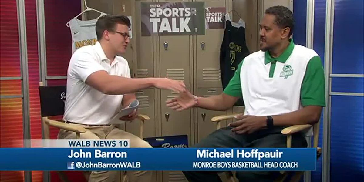Sports Talk with John Barron - Monroe basketball