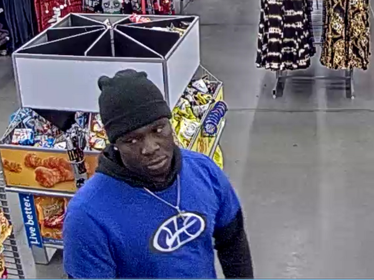 Camilla police need help finding theft suspect
