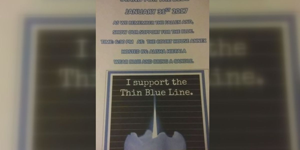 Thomasville event planned to honor police officers