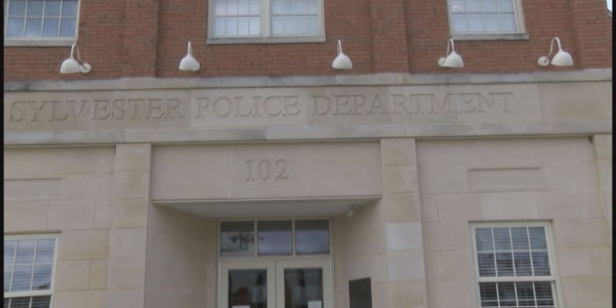 New Interim Police Chief of Sylvester speaks about plans for the future