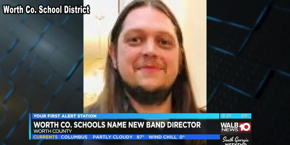 Worth Co. New Band Director