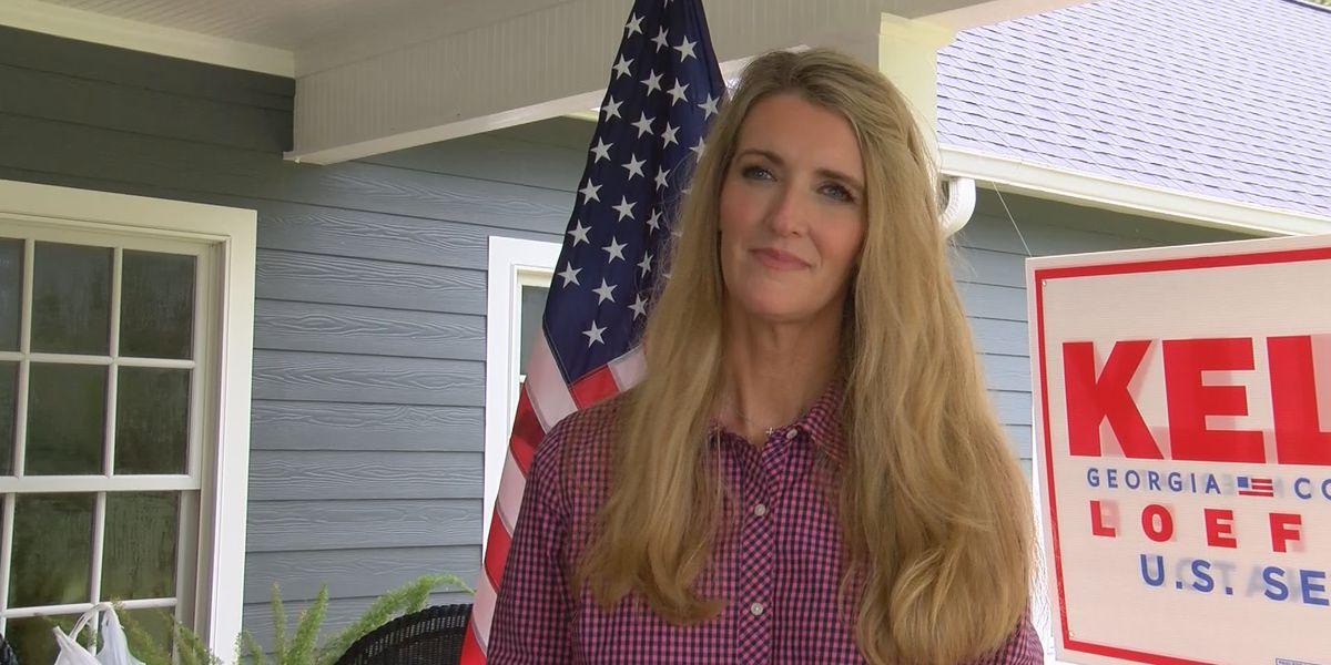 Sen. Kelly Loeffler visits Southwest Georgia