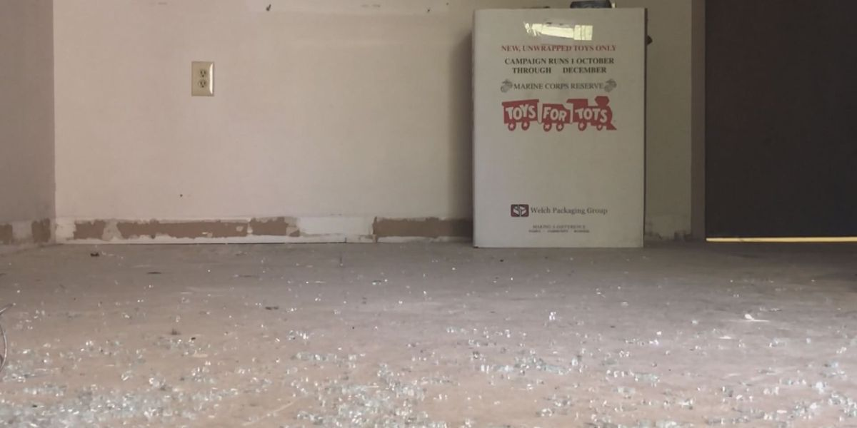 Valdosta Toys for Tots left with nothing after break-in