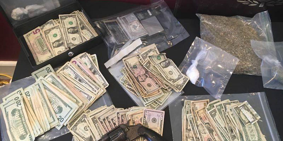 5 arrested in multiple drug busts at motels