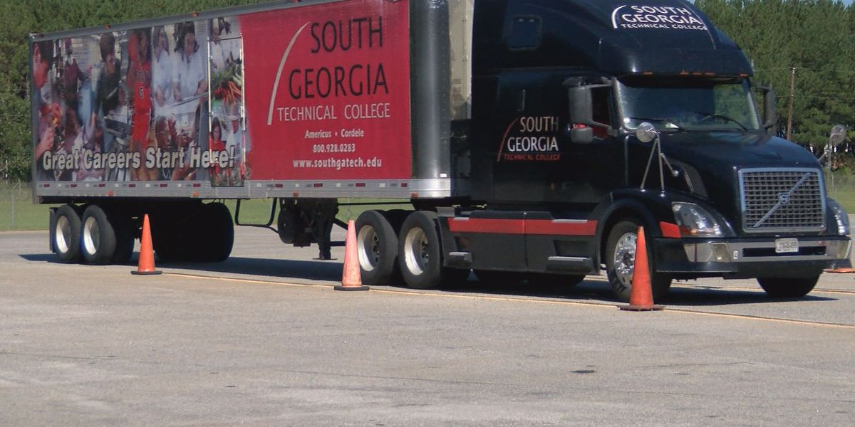 SGTC receives USDA grant to improve truck driving simulator