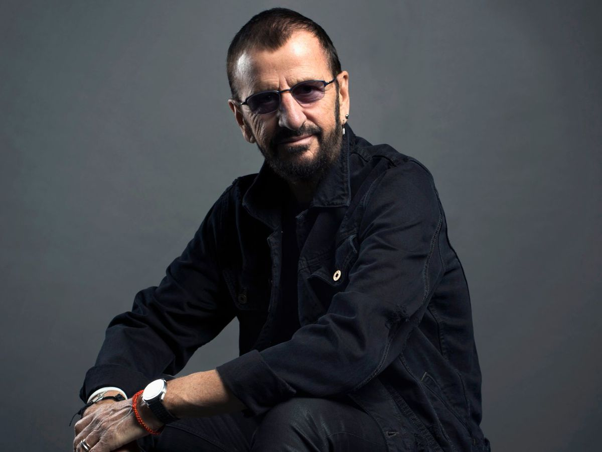 Beatles drummer Ringo Starr celebrates 80th birthday