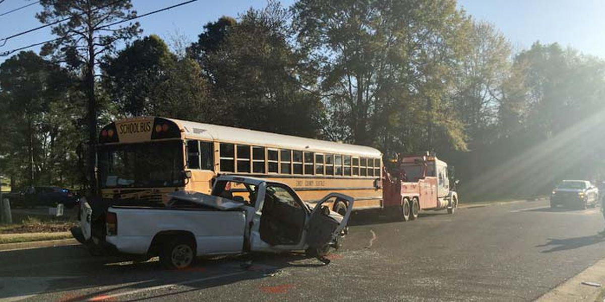 Crisp Co. Schools official addresses fatal crash involving school bus