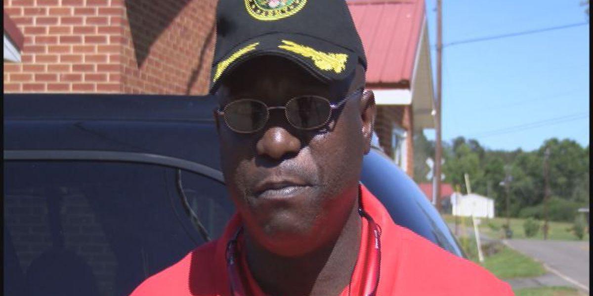 Calhoun Co. sheriff candidate disqualified
