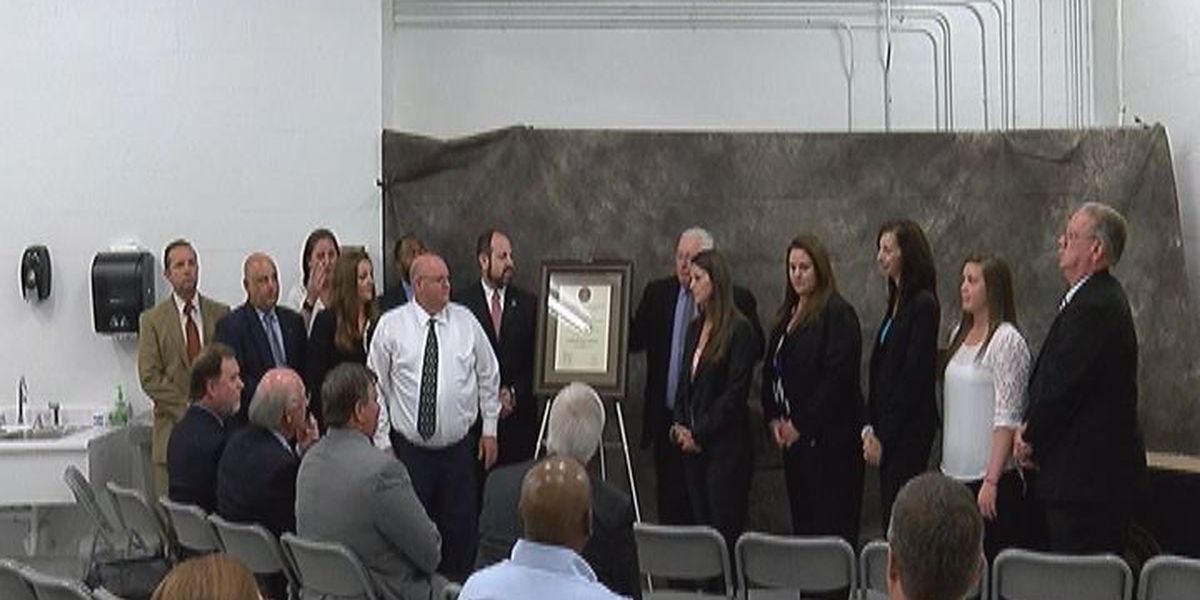 Valdosta-Lowndes Regional Crime Lab receives historic honor