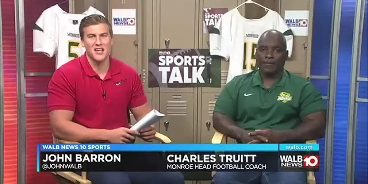 Sports Talk with John Barron - Monroe football