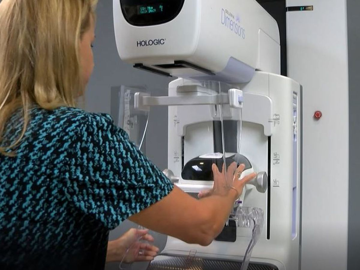 Phoebe still looking to fill appointments for free mammograms