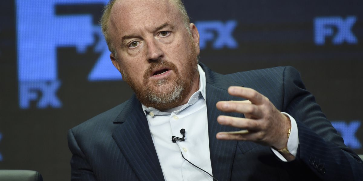 Louis C.K. mocks Parkland students in audio of stand-up set