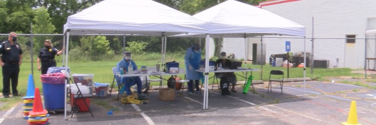 Pop-up COVID-19 testing now at Thomasville Rescue Mission