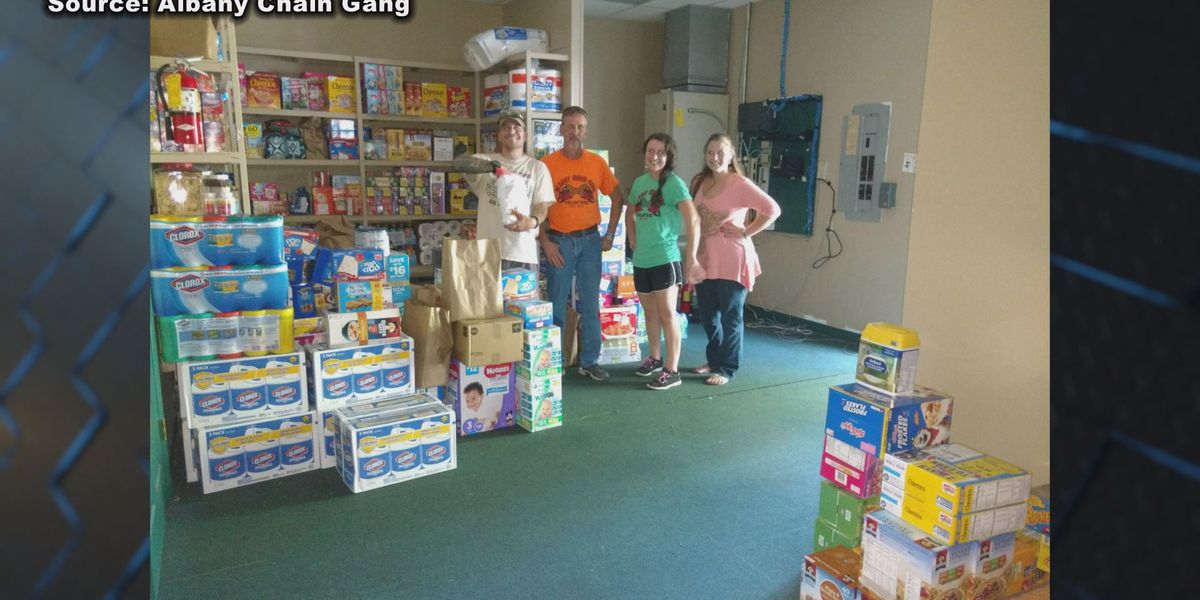 More supplies needed for hurricane victims in the Carolinas