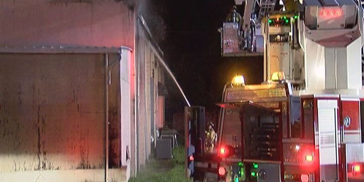 Valdosta nightclub blaze termed 'suspicious'