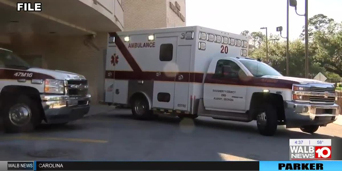 The Breakdown: Dougherty Co. Paramedics see Slight Influx of COVID-19 Calls
