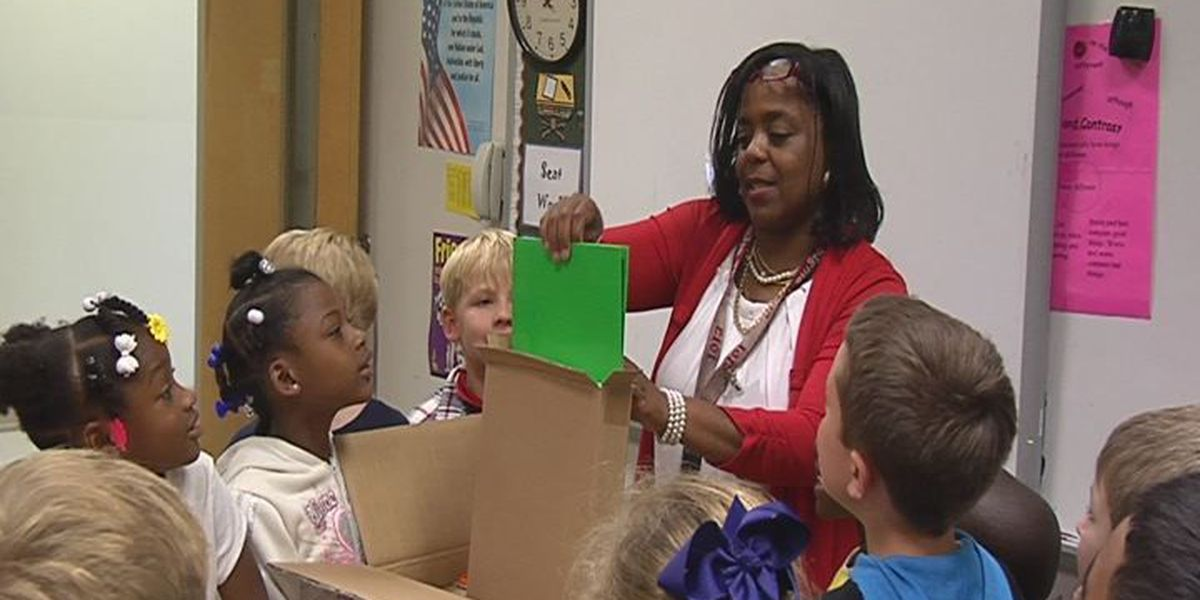 South Georgia teachers surprised by donated supplies