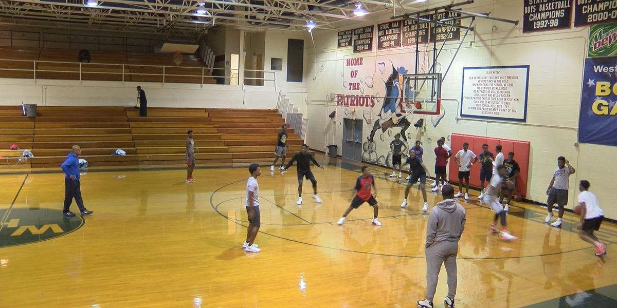 Westover boy's basketball embracing the pressure