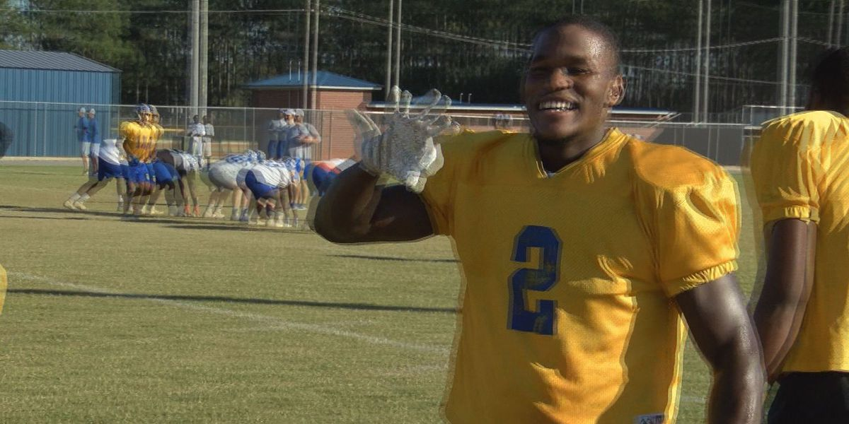 3 is the magic number for the Crisp County Cougars