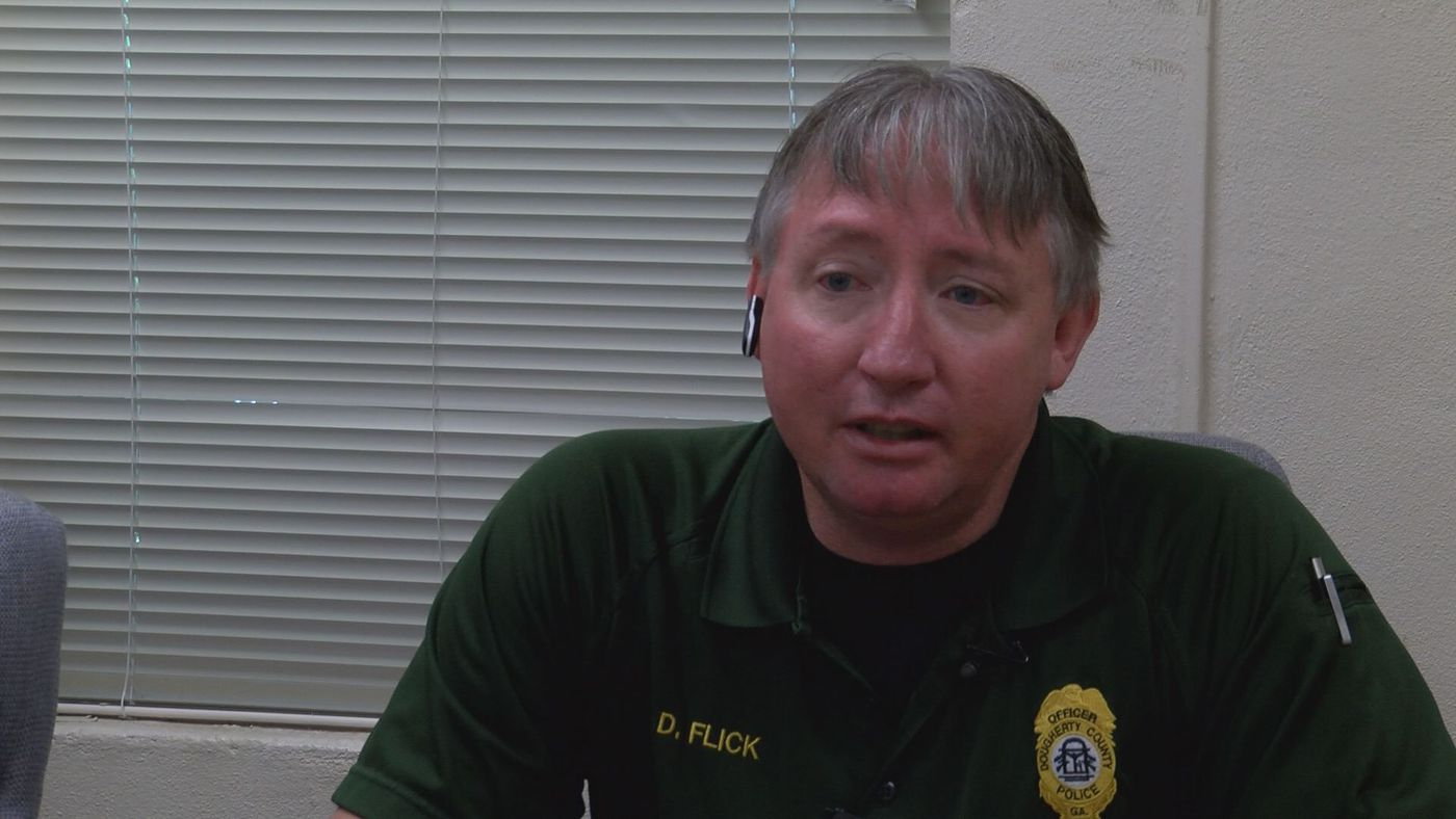 Stealing is wrong and a thief is a thief': Dougherty Co