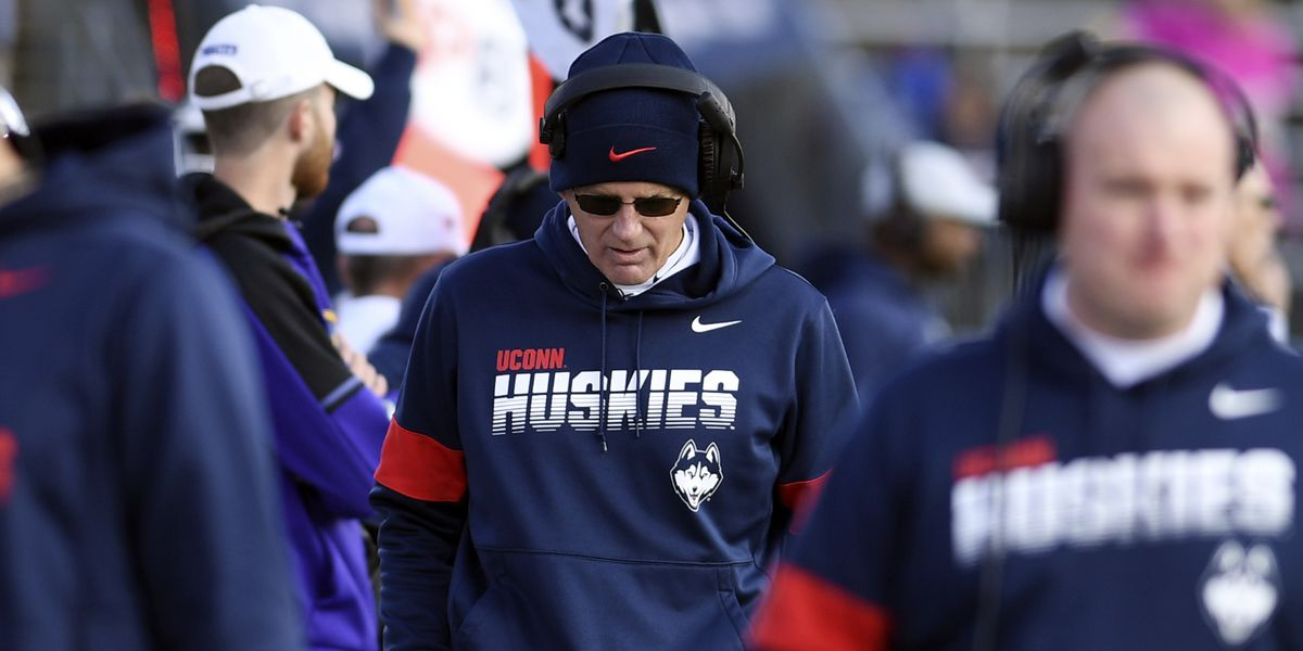 UConn becomes 1st FBS team to cancel football season because of coronavirus