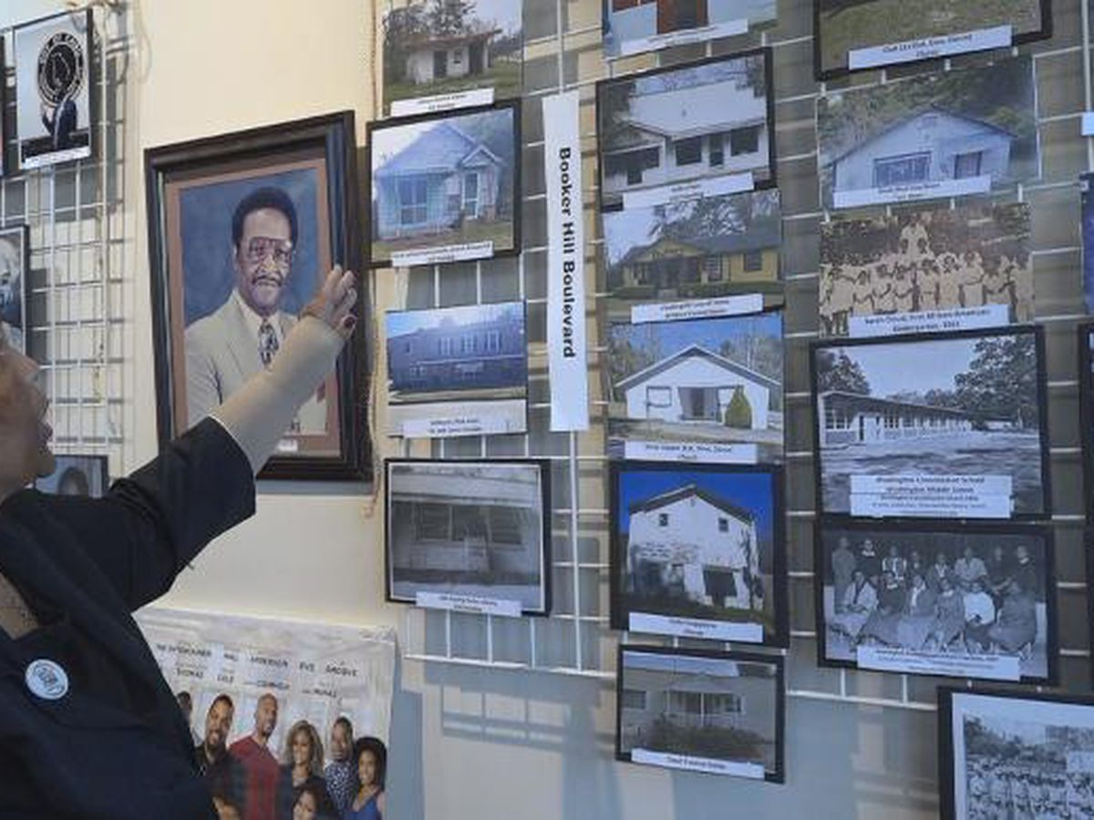 Cairo museum holds grand opening for exhibit to celebrate Black History Month