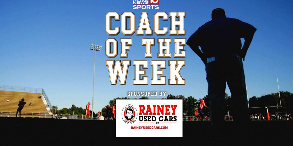 Coach of the Week: Maurice Freeman of Brooks Co. Trojans