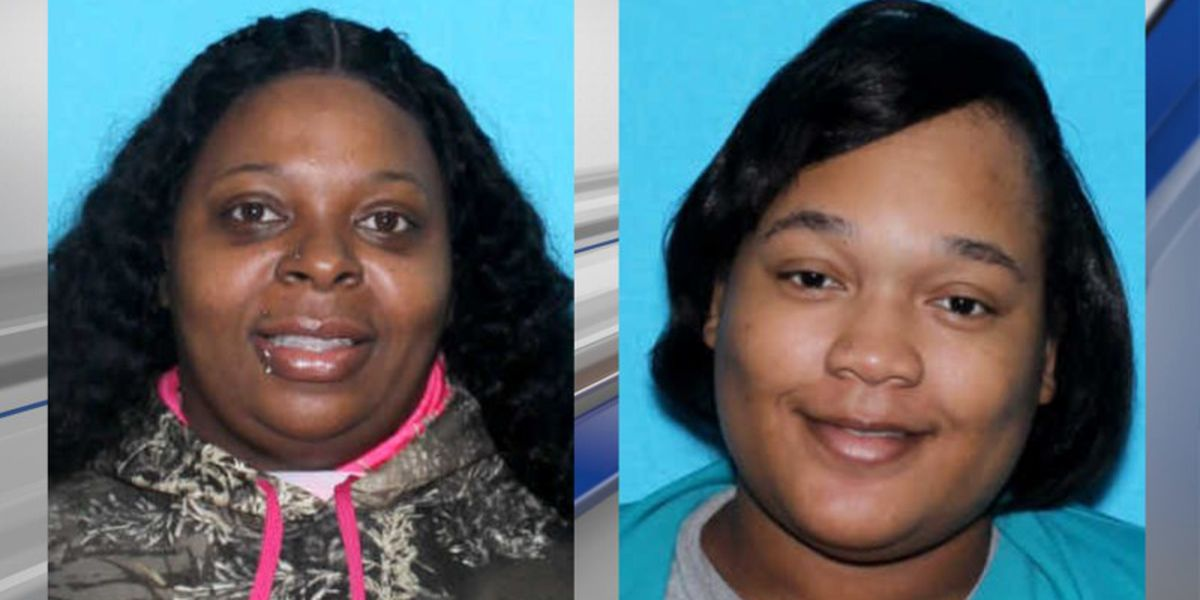 Women sought for attempted murder, robbery now in custody