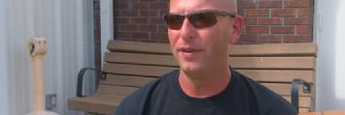 Ga. man walking from coast to coast to raise awareness of veterans' issues