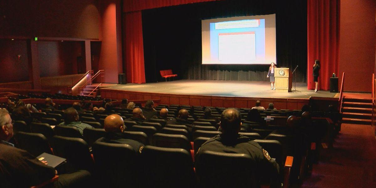 Law enforcement learn how to battle human trafficking in SWGA