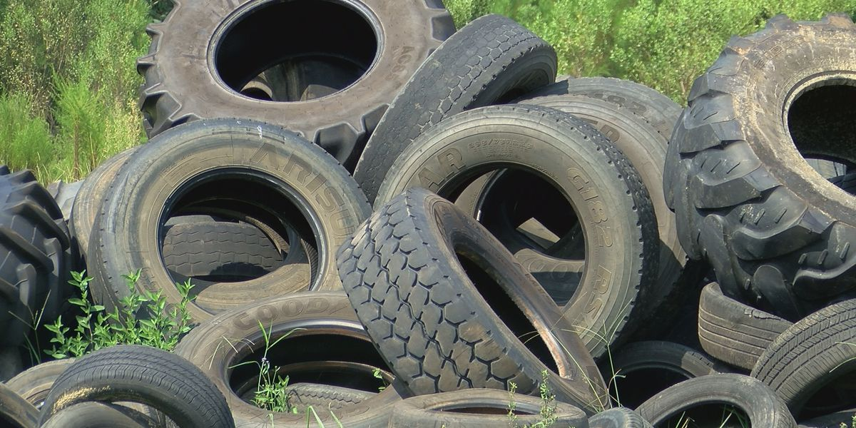 Tift Co. announces 'Old Tire Amnesty' program