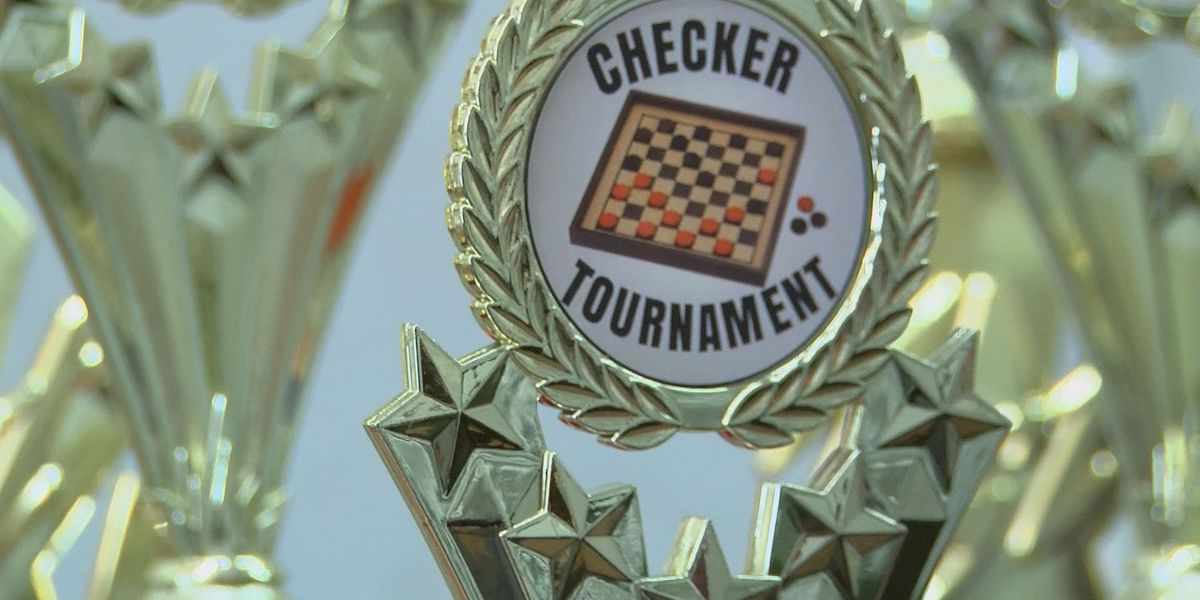 Checker players gearing up for national tournament