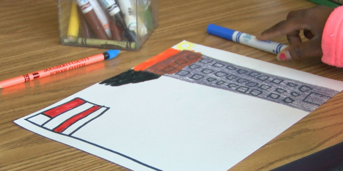 Students learn about 9/11 attacks