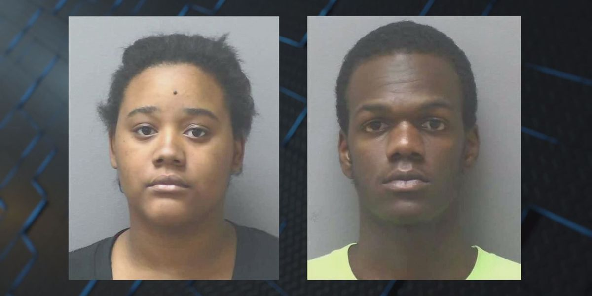2 charged in child abuse case in Thomas County