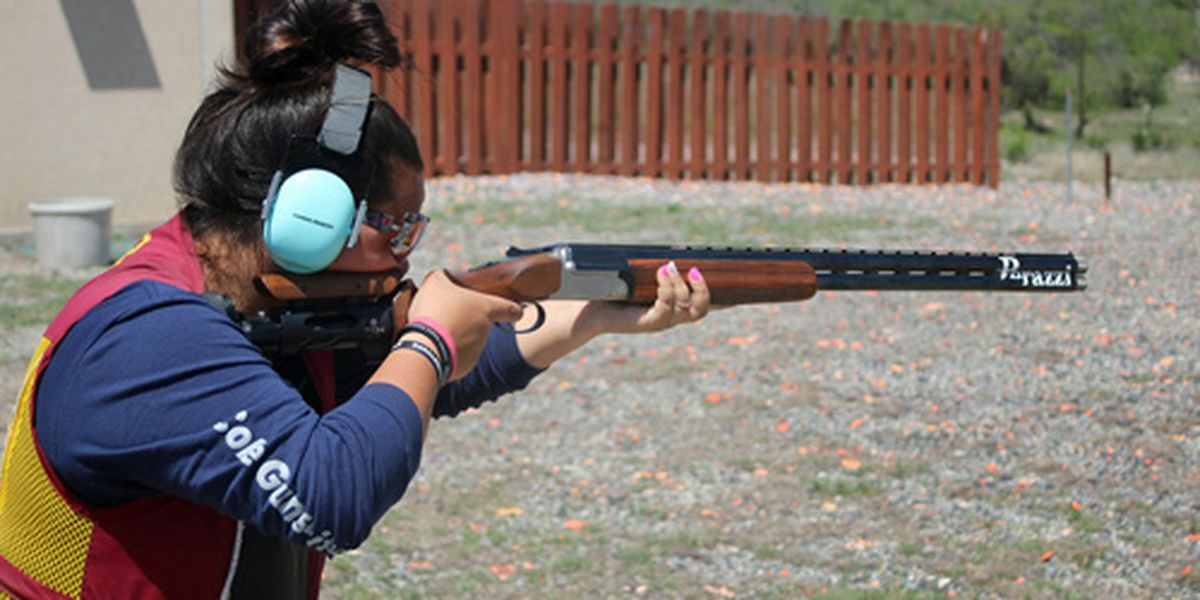 Baconton Charter alum makes Jr. Olympic shooting team