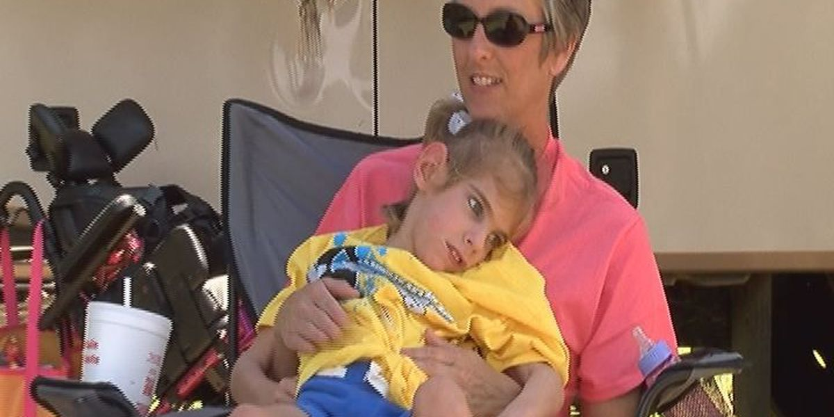 Wakefest 2015 supports twin girls with Cerebral Palsy