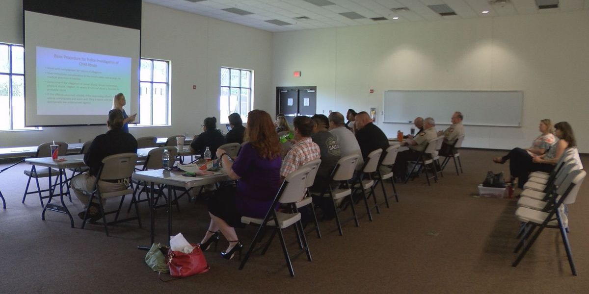 Worth Co. officials trained in child sexual abuse protocols
