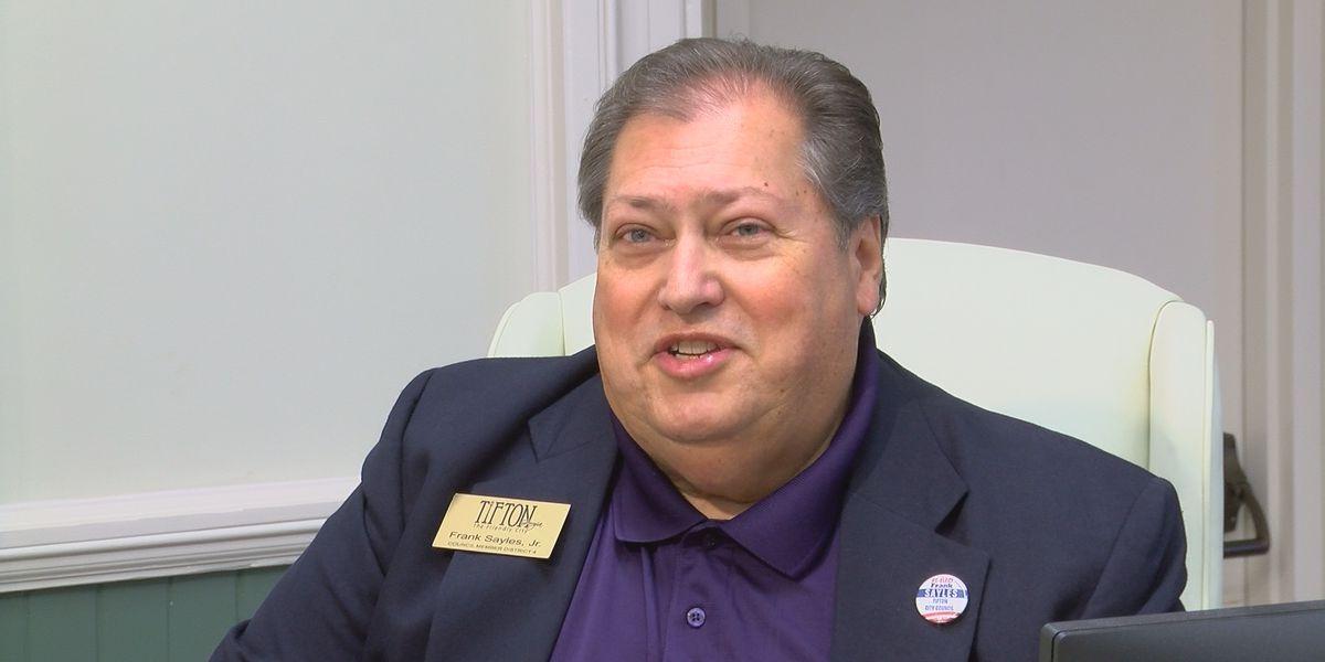 Tifton city councilman seeking reelection to District 4 seat