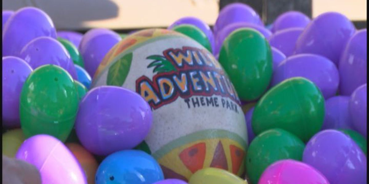 Wild Adventures to hold 2nd annual Easter egg hunt this weekend