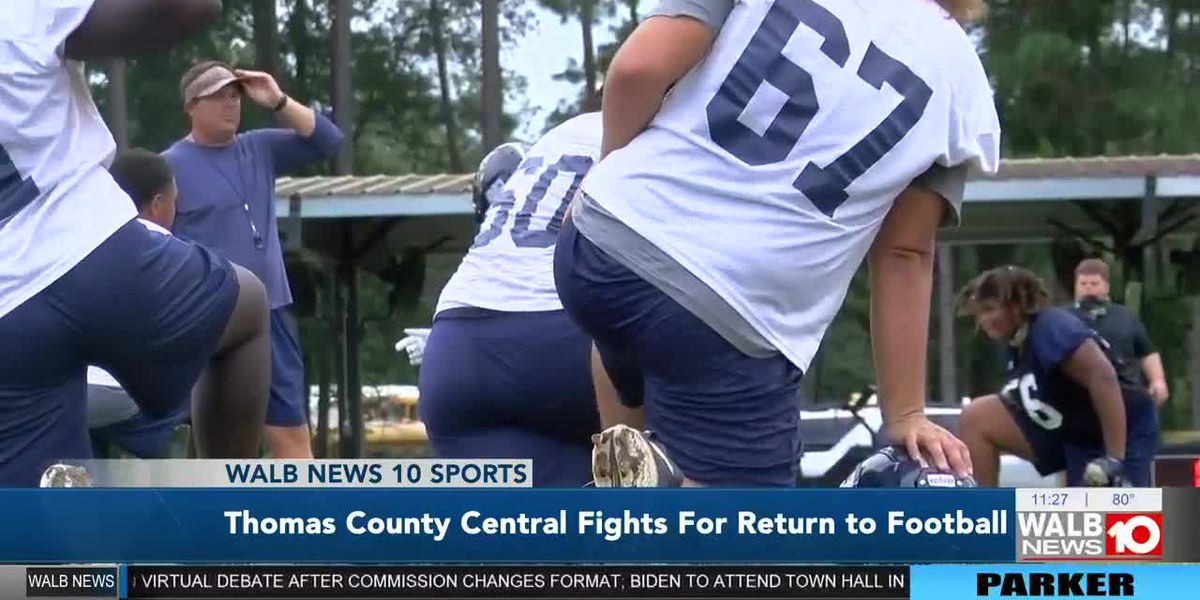 Thomas County Central Fights For Return to Football