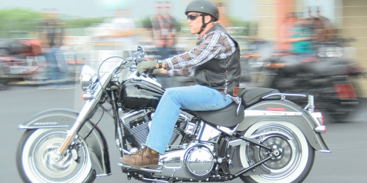 U.S. airman from South GA wins motorcycle in Harley Davidson sweepstakes