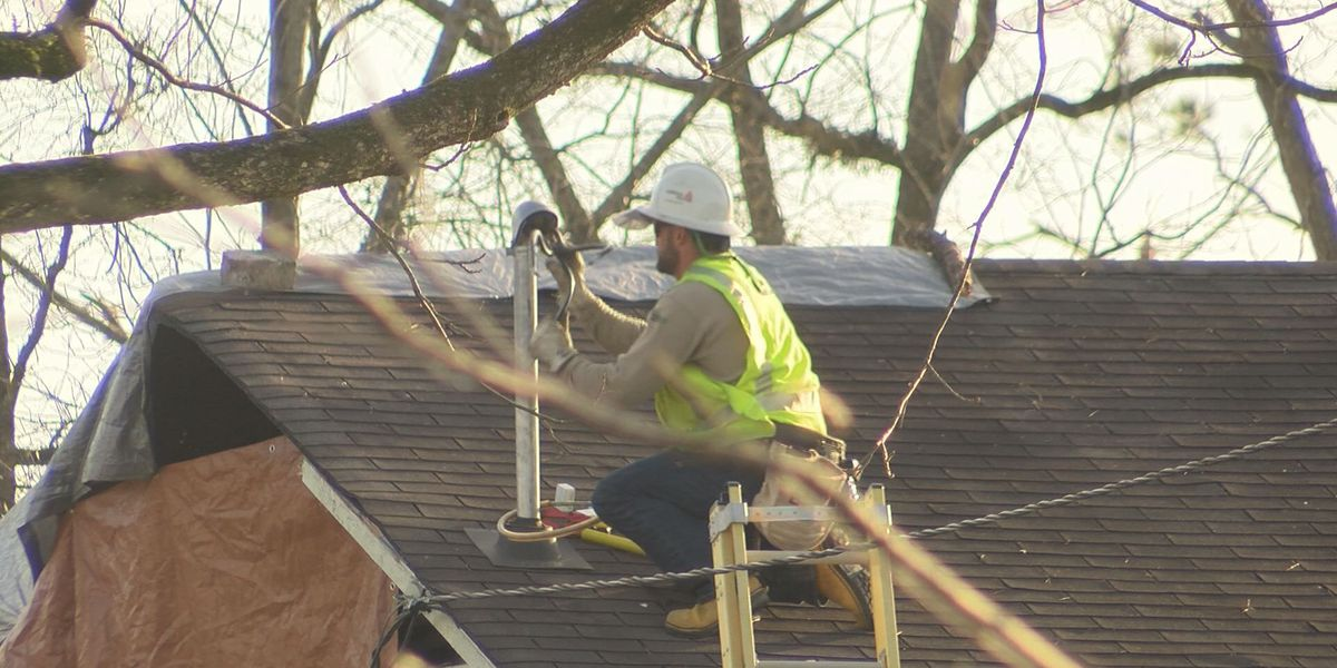 Outlining the process of restoring power after the January 2nd storm