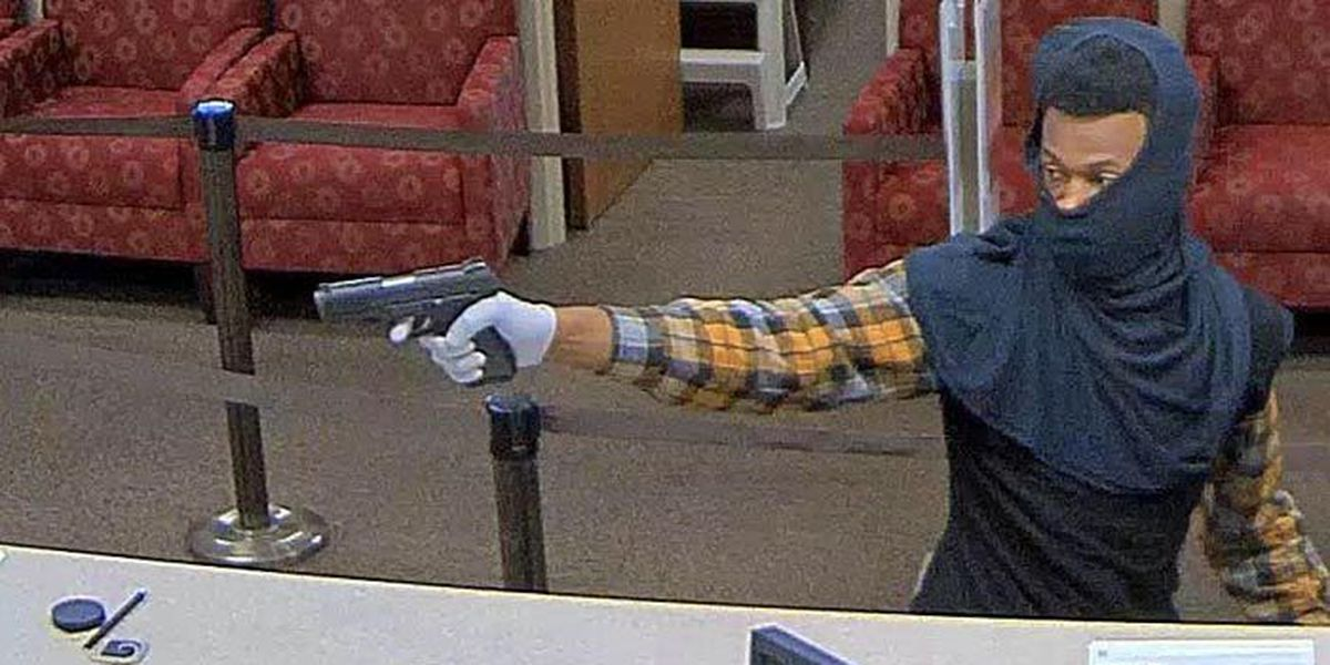 FBI joins search for Savannah bank robber