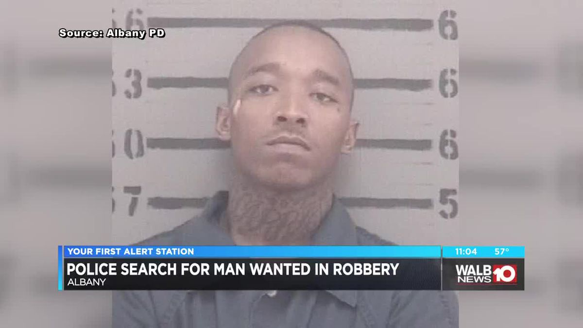 Albany Wanted Man