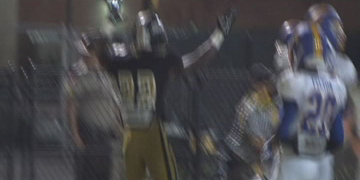 WALB PLAY OF THE WEEK (9/8/14): Colquitt Co.'s King breaks out for TD